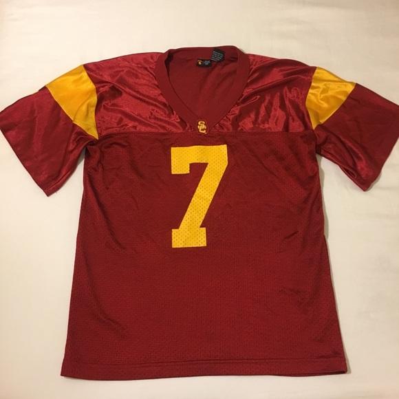 timeless design 673cd ab505 USC Trojans Football Jersey